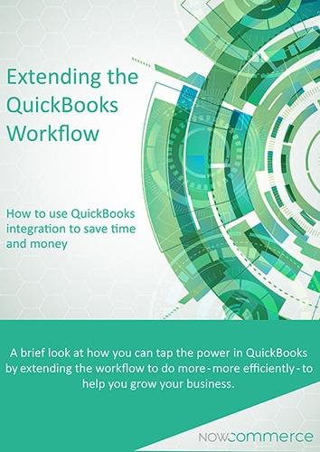 Extending Quickbooks Workflow