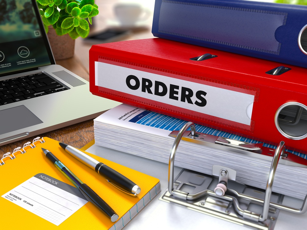personalized b2b order forms
